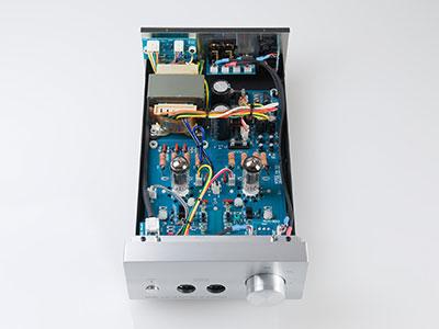 Nuovo Amplificatore STAX SRM-500T - Anteprima italiana SRM-500T_internal