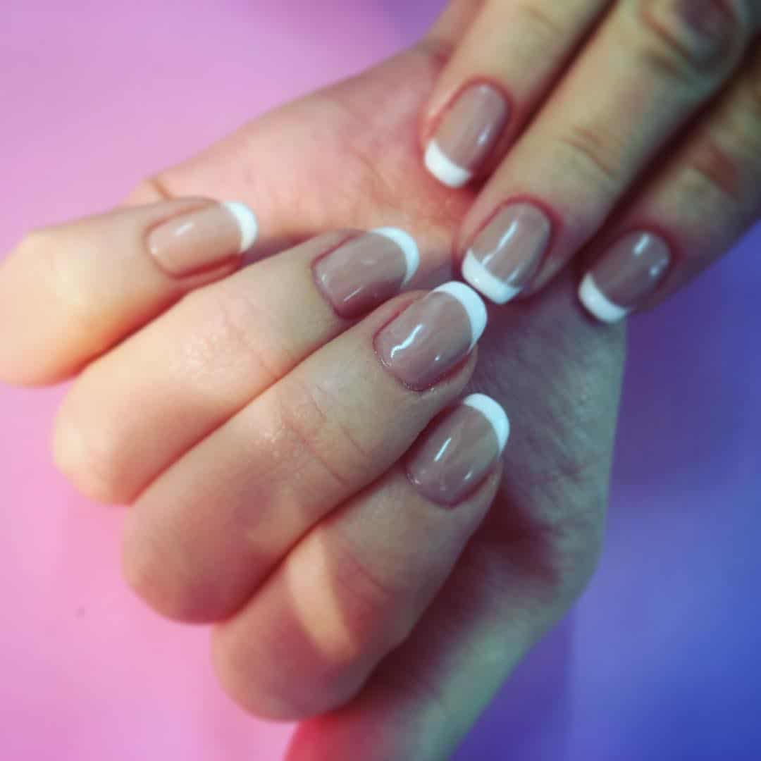 Top Tips To Get Awesome French Nails 2020 45 Photos Videos