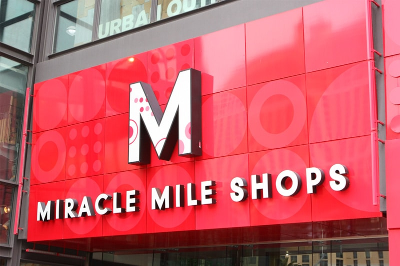Free Parking Ends at Planet Hollywood and Miracle Mile Shops