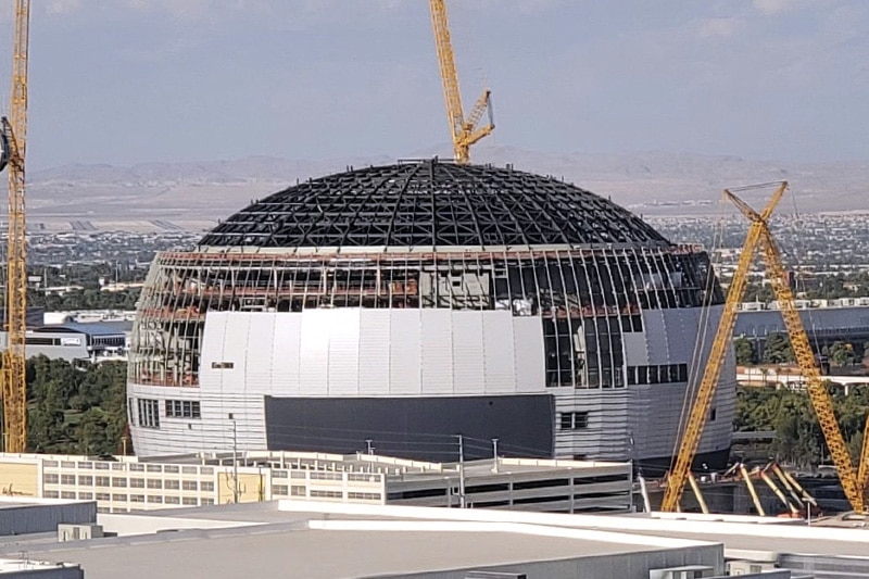 Everything You Need to Know About MSG Sphere in Las Vegas