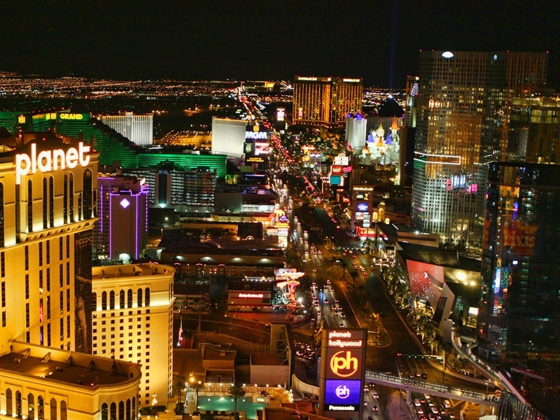 Las Vegas Has the Most Affordable Hotel Rates in U.S., Per Survey
