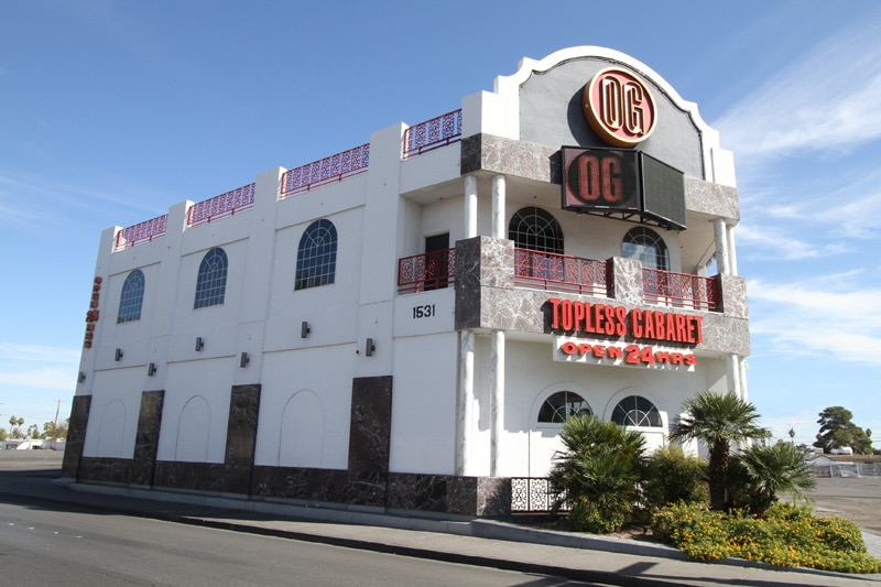 Olympic Garden Strip Club to Reopen as Peppermint Hippo