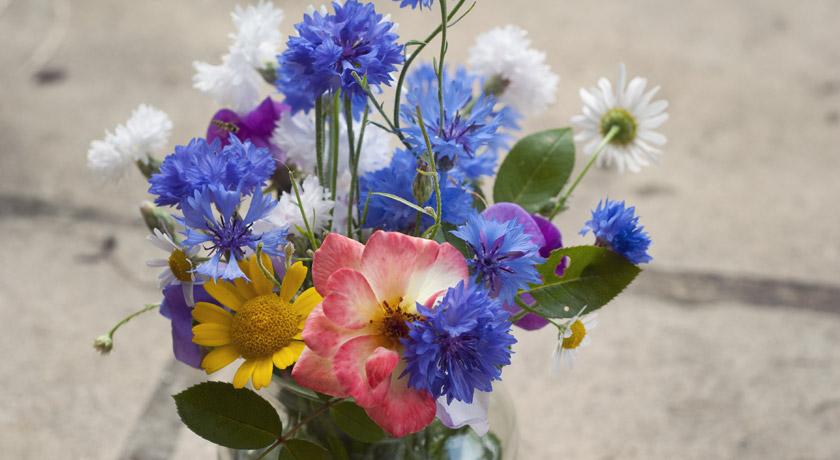 Mixed flower posie