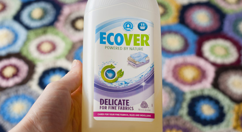 Ecover wool wash
