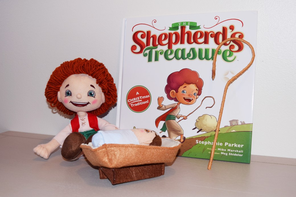 In my hunt for a Christian alternative to the Elf on a Shelf, I stumbled upon The Shepherd's Treasure. I'm so glad I did! This sweet little shepherd takes children on the joyous journey to find the ultimate treasure, Jesus! Such a sweet way to keep our hearts and minds focused on the true meaning of the season! Join the Shepherd's hunt today!