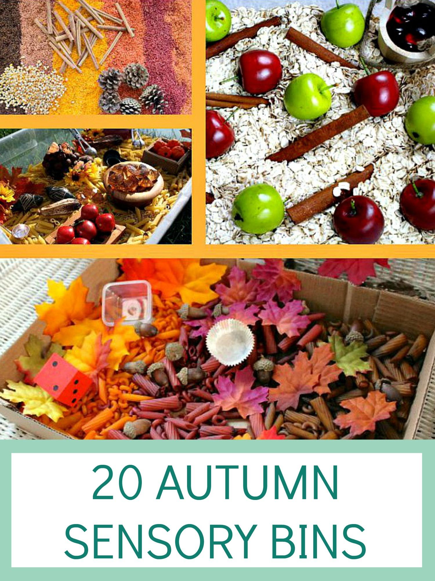 The Best Autumn Activities For Preschoolers