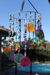 DIY sun catcher