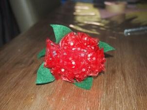 Ribbon Rose,
