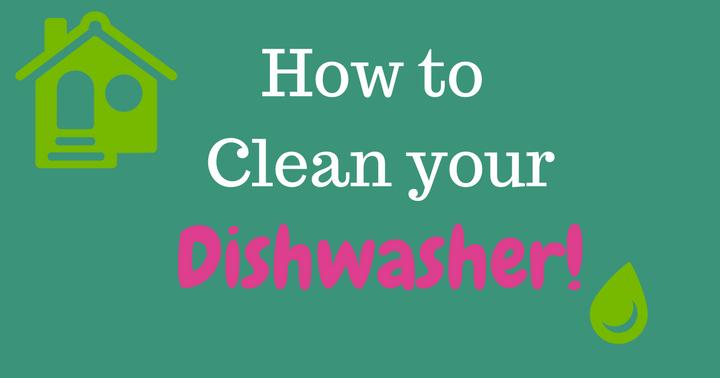 Καθαρισε φυσικα και αποτελεσματικα το πλυντηριο πιατων σου!