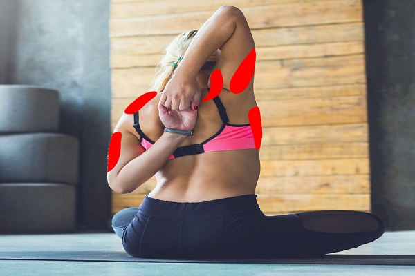 11 Estiramientos para aliviar la tensión en el cuello y los hombros