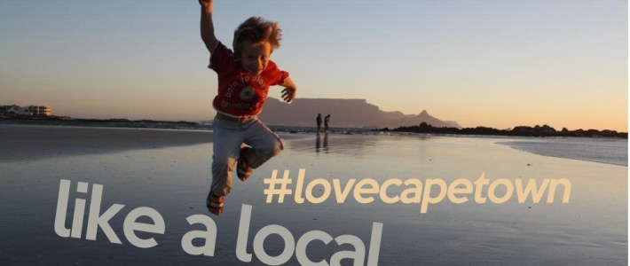 Experience Cape Town like a local … because local is lekker