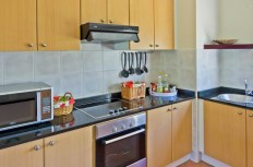 Heart's House Fully Equipped Kitchen