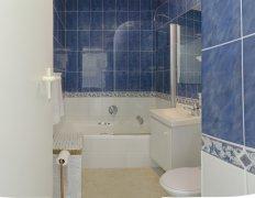 Sunbird's Rise Modern Bathroom