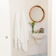 Daniel's Place Stylish Bathroom