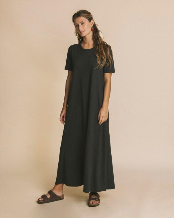 Oueme Dress Thinking Mu