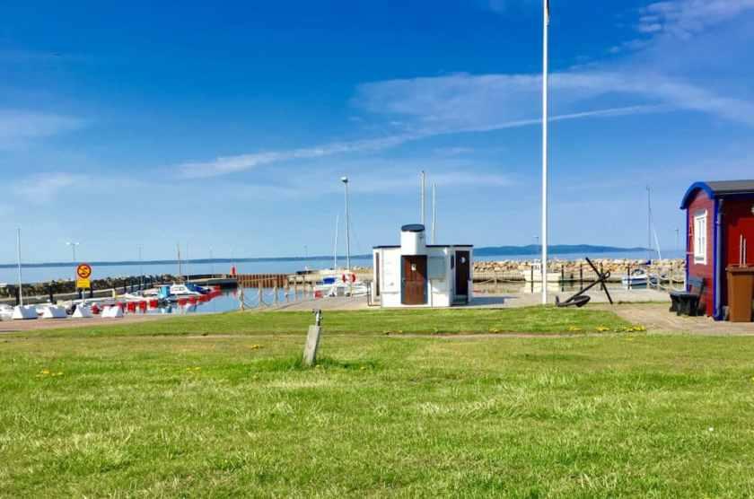 Vejbystrands Harbor