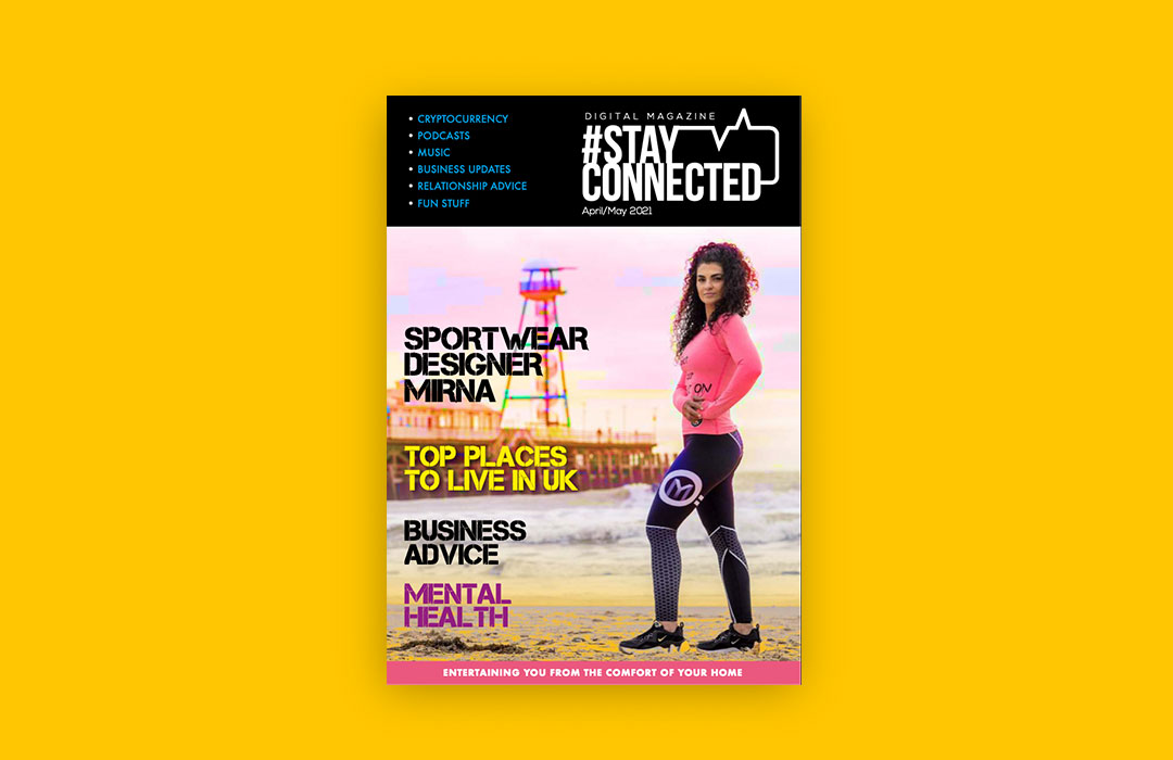 Stay Connected Digital Magazine – Issue 6