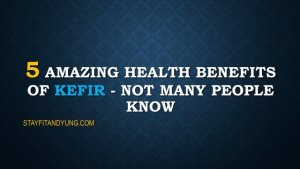 the amazing health benefits of kefir