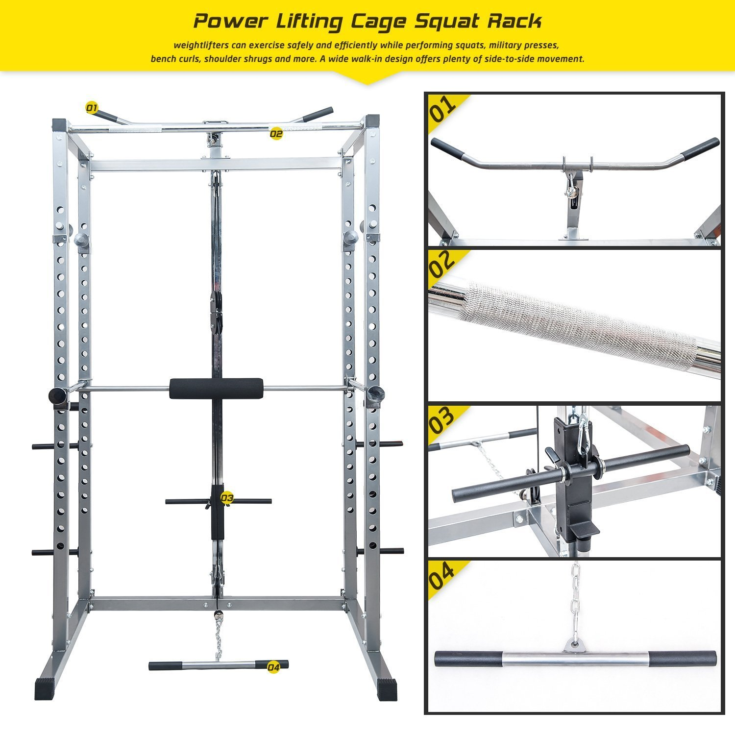 11 Best power racks for every budget 10
