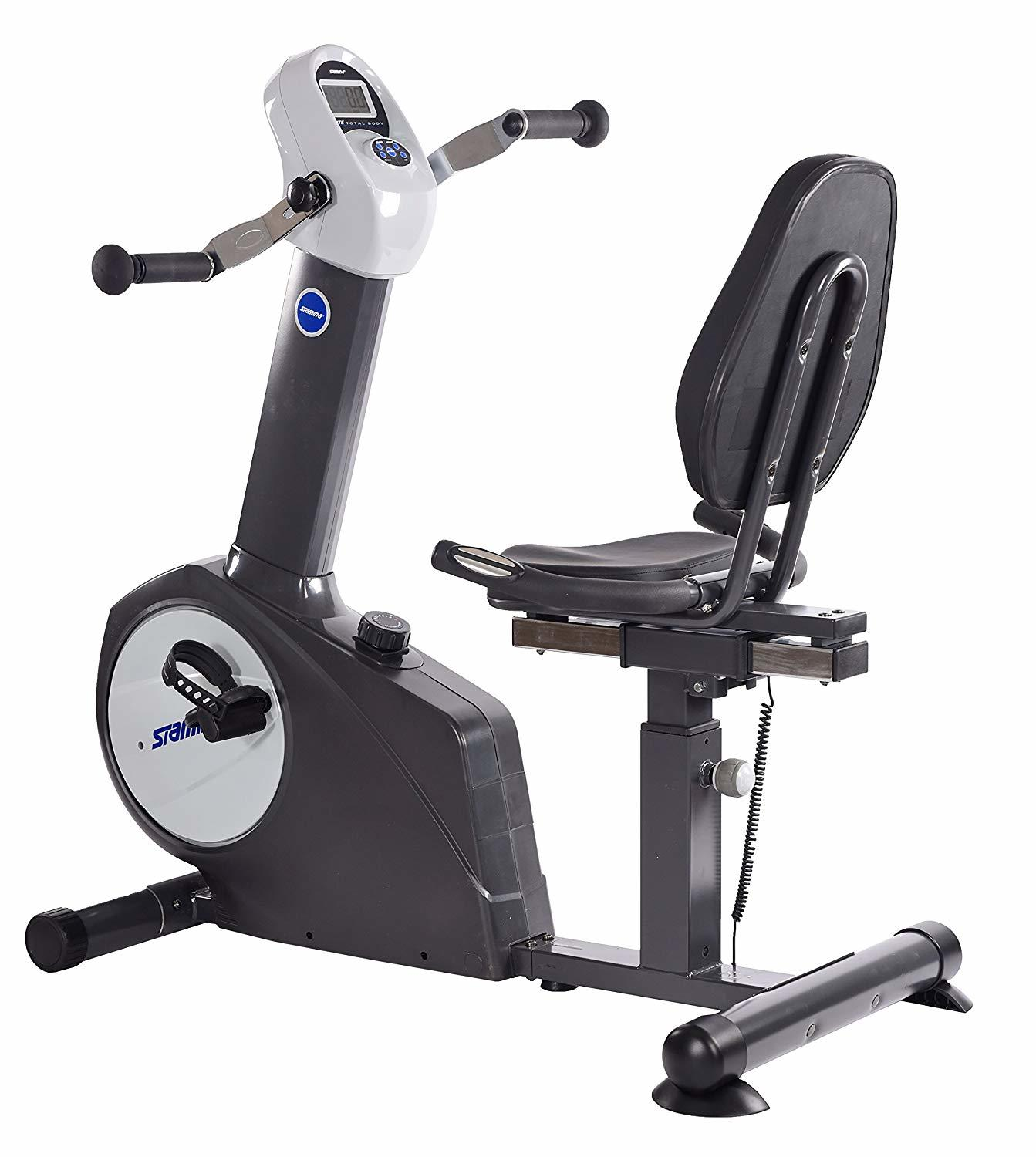 7 Best recumbent exercise bikes reviewed 9