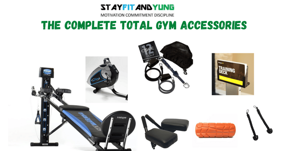Total Gym Accessories