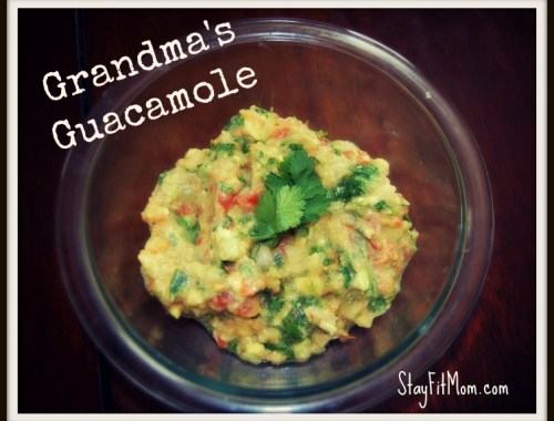 You'll never buy store bought guacamole again! The perfect dip and addition to any meal.