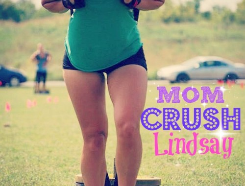 Healthy Mom = Healthy family! I loved getting inspired by new moms each week on Stayfitmom.com
