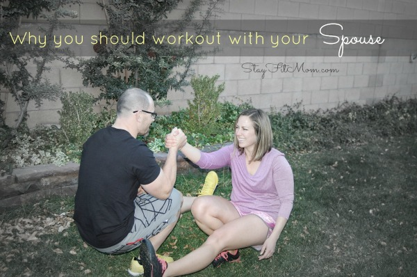 Build a stronger relationship by working out with your significant other