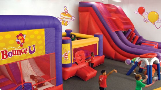 BounceU are birthday party experts! A stress-free birthday is my favorite kind of birthday!