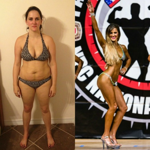 How this mommy made fitness a priority and set her goals high!