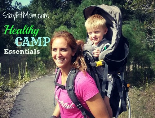 Great Camping Essentials List from StayFitMom.com