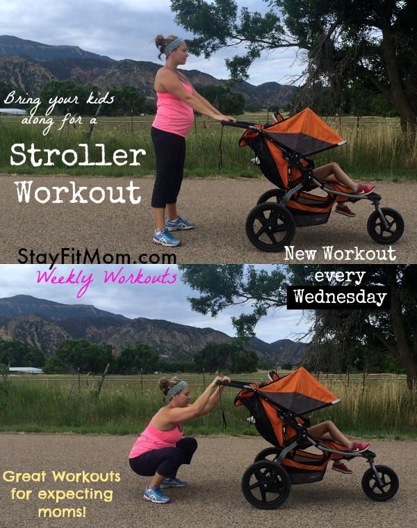 I love these workouts I can do with my kids around!