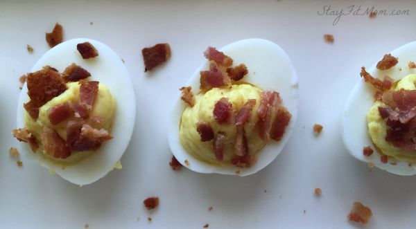 These eggs are always a hit at parties!
