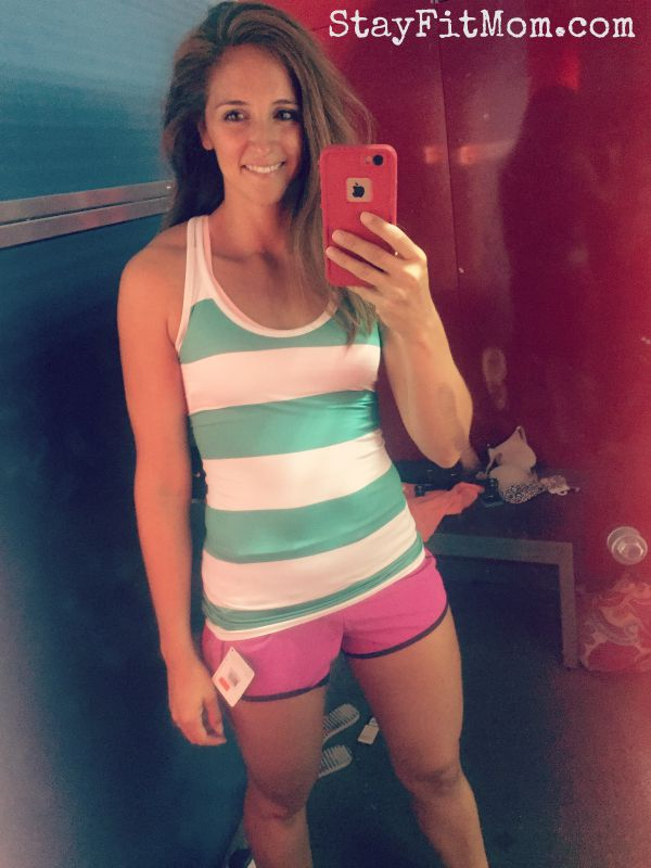 Affordable workout clothes from Dick's Sporting goods!