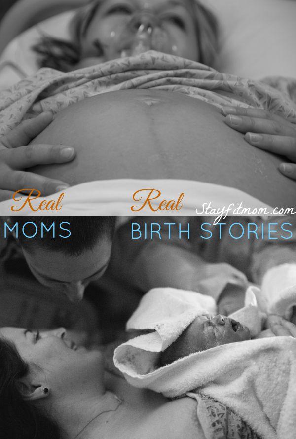 5 Moms, 5 Different Birth Stories