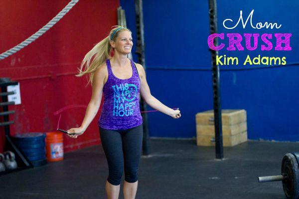 Moms who balance healthy living with motherhood. This week feature's Paleoschmaleo's Kim Adams!