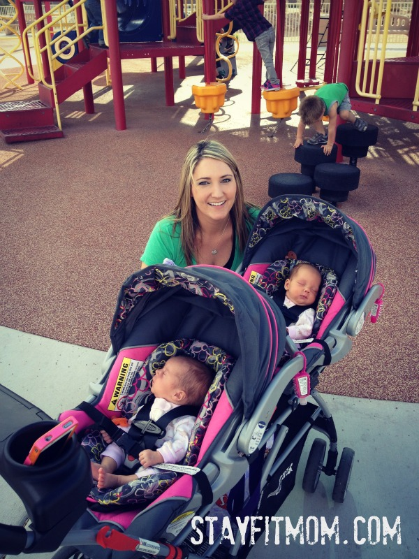 Twin mom Kim Miller gets personal and explains her journey with infertility, health and fitness, and keeping life balanced.