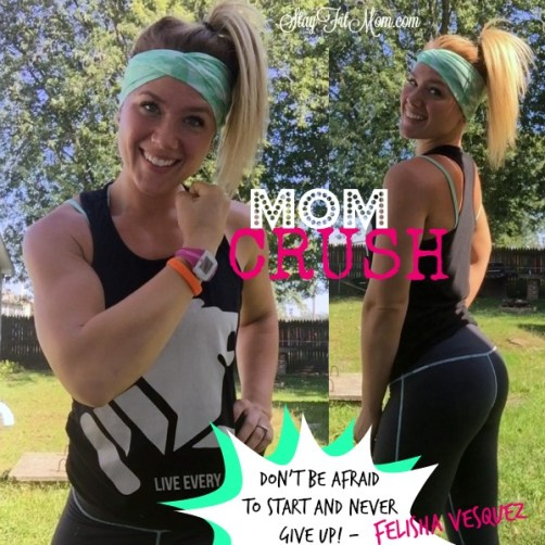 Fit Moms share how they manage being a mom and staying fit and healthy.