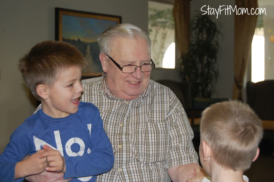 The story of a young girl faced with putting her father in an assisted living facility.