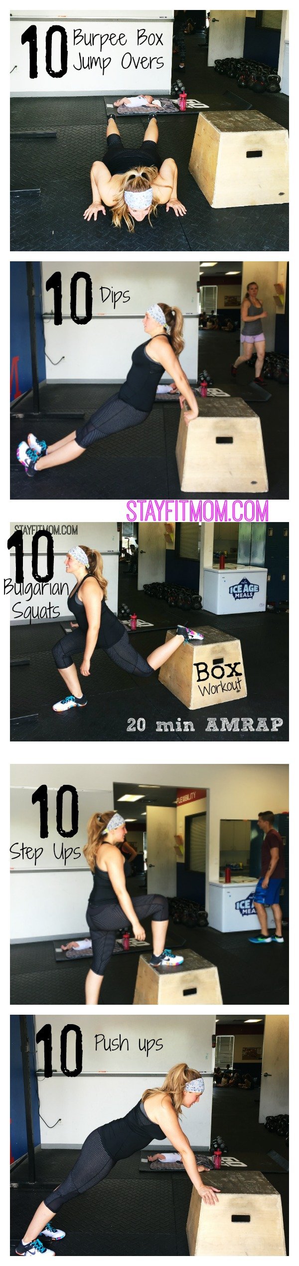 CrossFit workouts for women from StayFitMom.com.