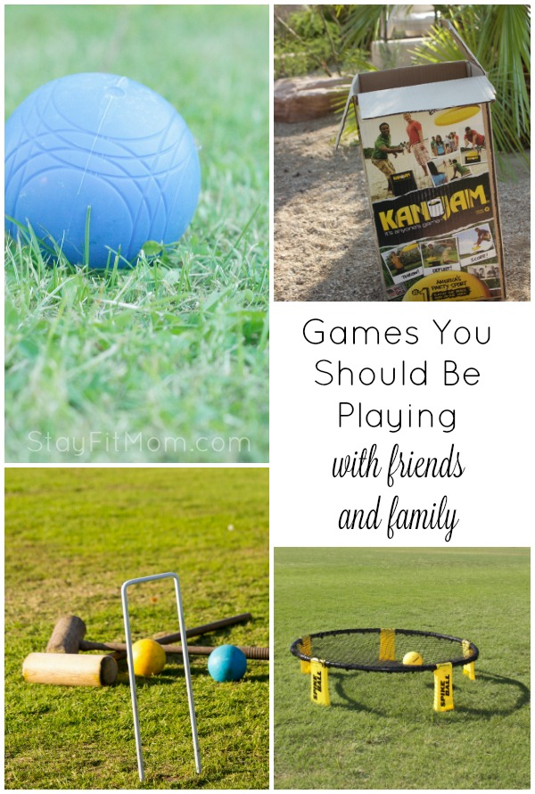I love these ideas for our next family get together!