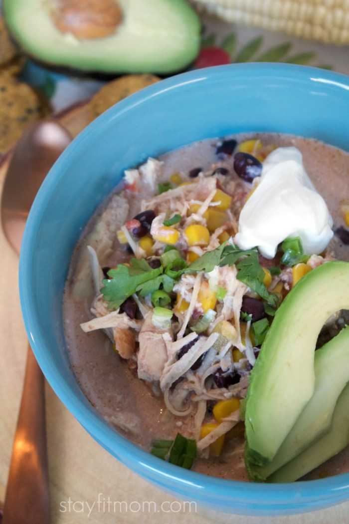 High protein, low fat, slow cooker or Instant Pot Recipe for the whole family!