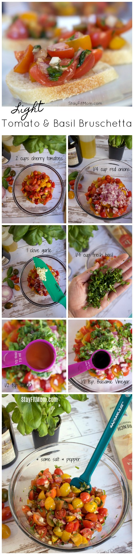 light, macro friendly appetizer or snack