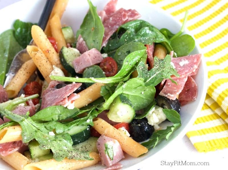 Light Italian Summer Salad