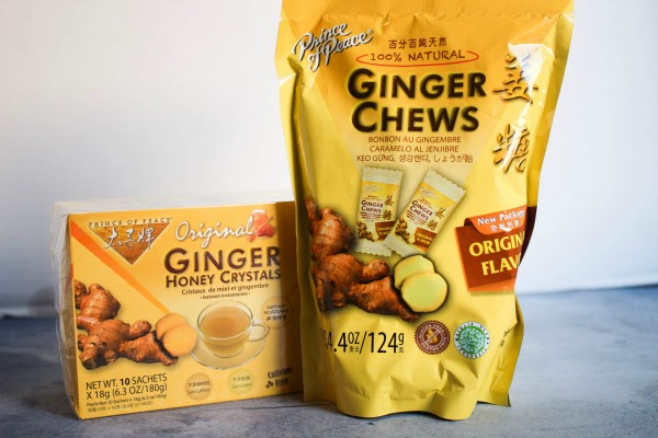 Stock your medicine cabinet this season with Prince of Peace Ginger. #popginger