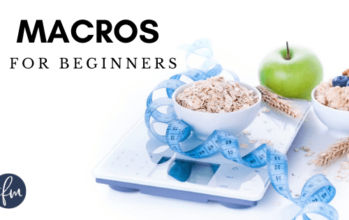 Macros for beginners