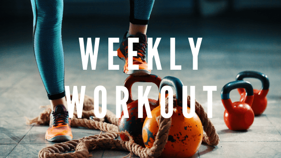 Home crossfit style workouts that require no equipment! #stayfitmom #homeworkout #crossfitworkout