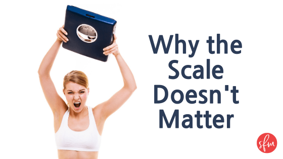 Proof of why the scale doesn't determine #fatloss #stayfitmom #macros #macrodiet