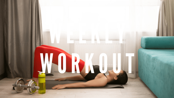 This will get your butt burning! #stayfitmom #homeworkout #glutes