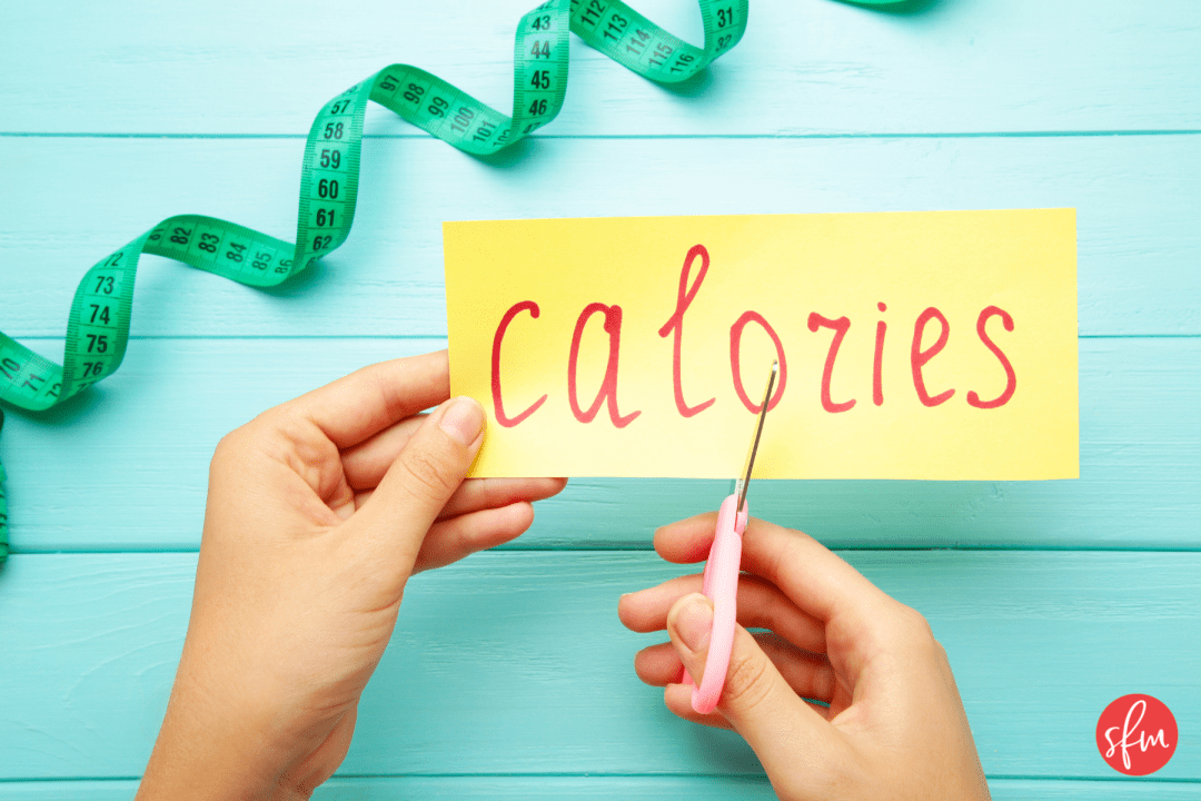 Are you ready to cut calories? #stayfitmom #calories #macros #fatloss